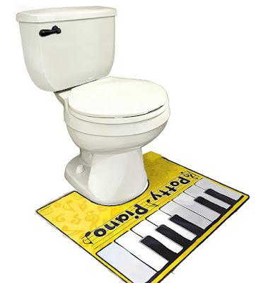 Toilet Piano