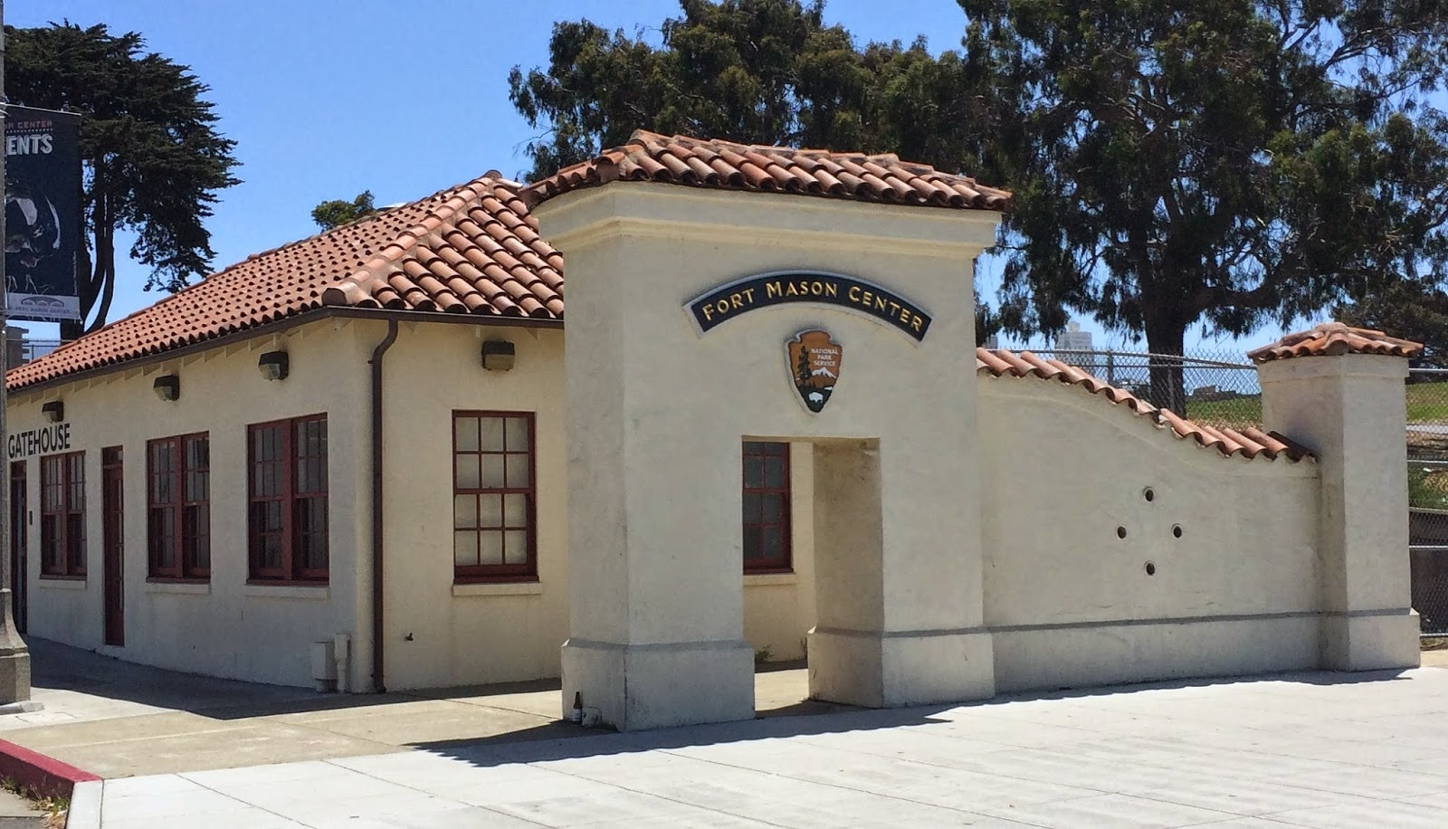 Fort Mason Gatehouse