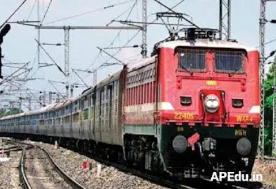 Replacement of jobs in Indian Railways continues. . Replaces a total of 2792 apprentice posts
