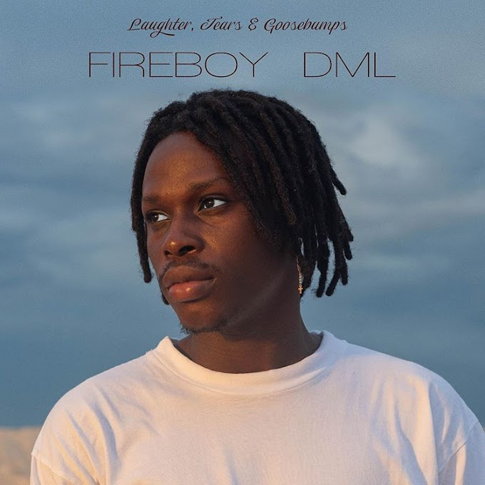[Download Album] Fireboy DML – Laughter, Tears & Goosebumps (Zip)