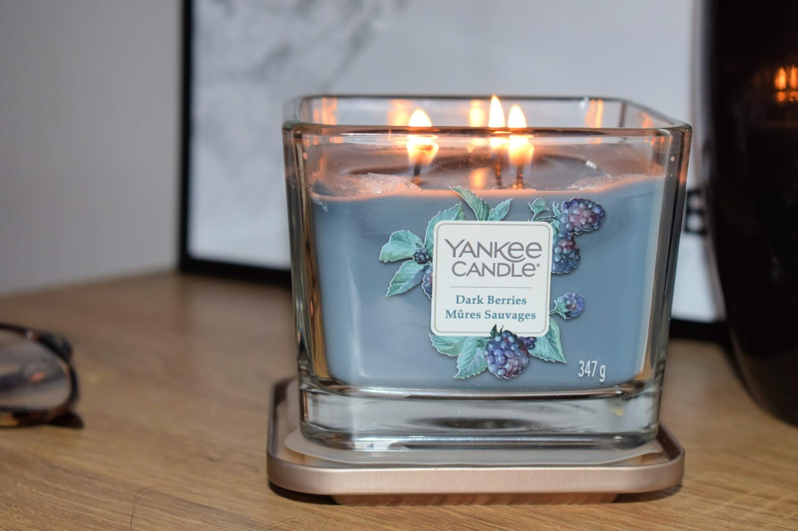 Yankee candle Dark Berries