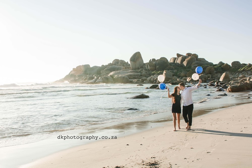 DK Photography 9 Preview ~ Clarissa & Dean's Engagement Shoot on Llandudno Beach & Suikerbossie Forest  Cape Town Wedding photographer