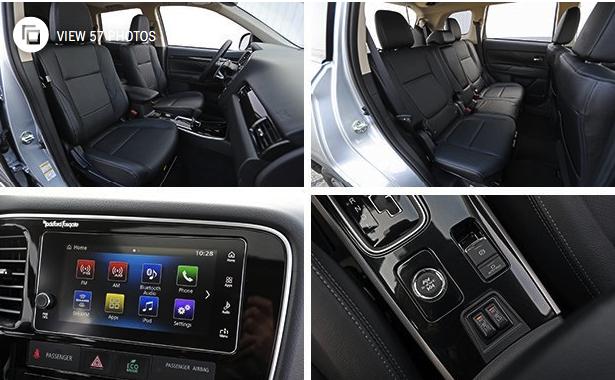 2020 Mitsubishi Outlander V-6 AWD Review