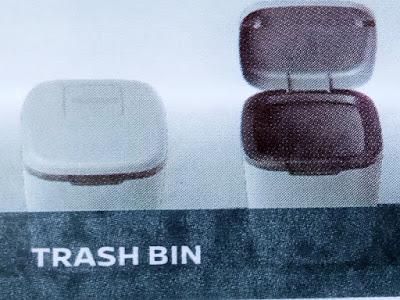 Gambar Trash bin