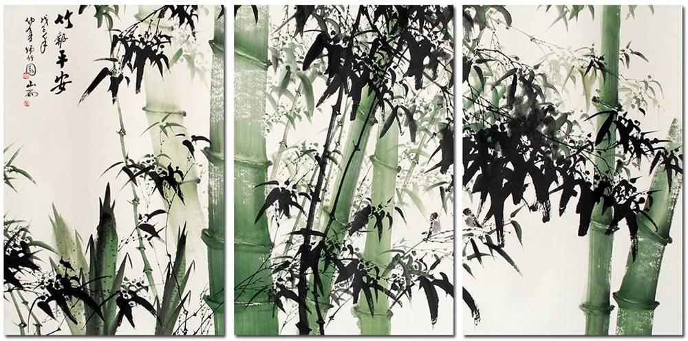 ต้นไผ่เสริมฮวงจุ้ย