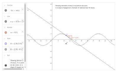 #8 Tutorial Machine Learning Slope Dan Turunan (Derivatif)
