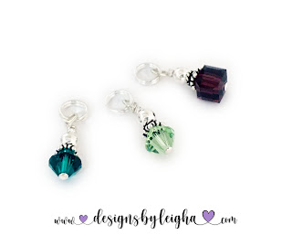Adding birthstones to your necklace