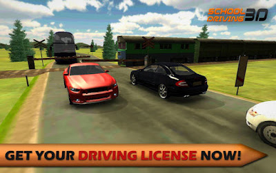 Android Game: School Driving 3D