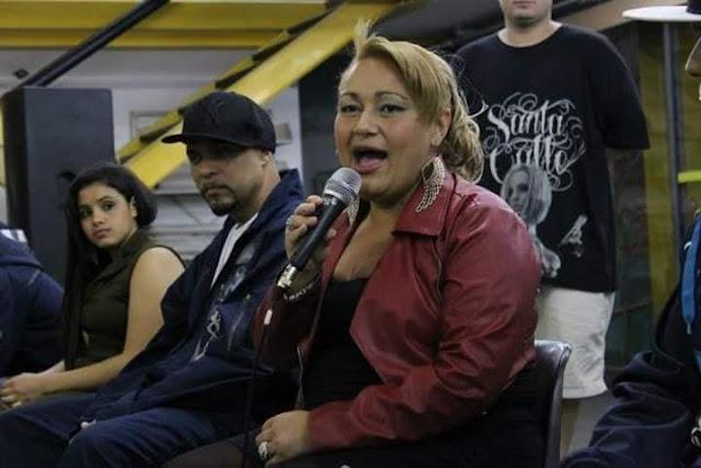 Rap Nacional perde uma de suas vozes - o adeus a Tati do Império Z.O
