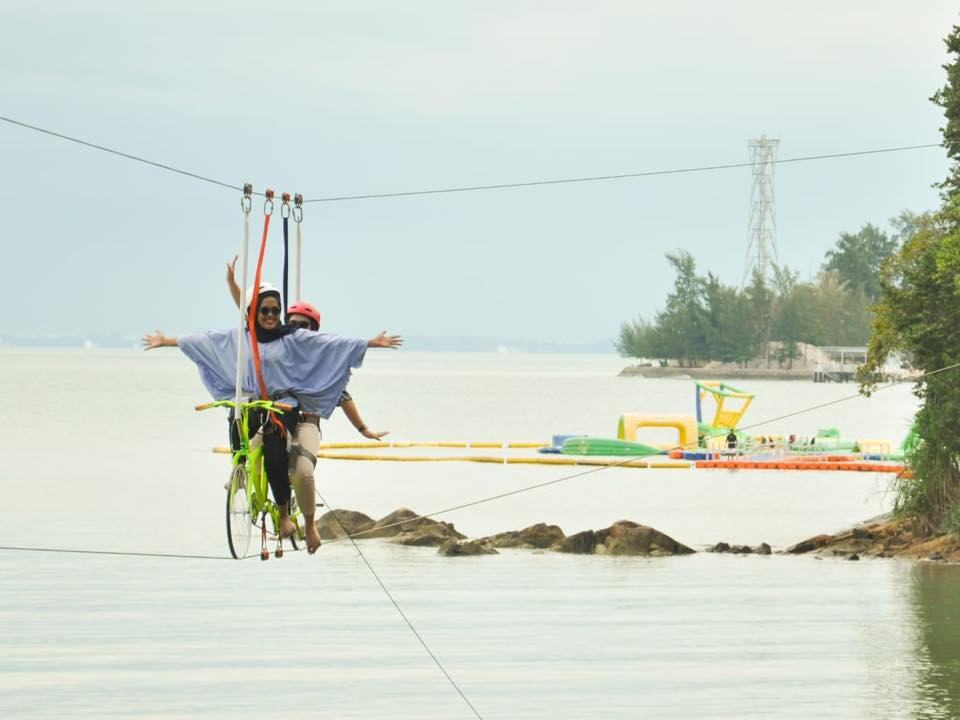 Seaforest Nuvasa Bay Nongsa Batam