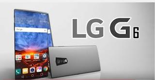Gambar LG G6 terbaru saat ini