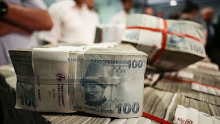 سعر صرف الليرة التركية والذهب يوم الاثنين 30/3/2020