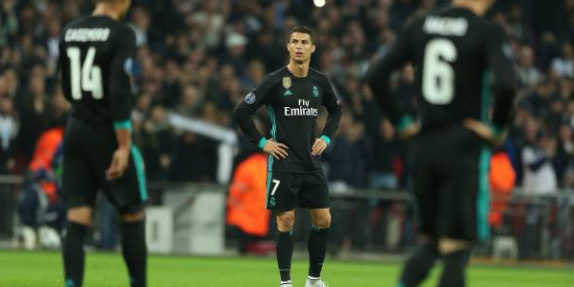 Just Six Times Ronaldo scored Goal then Lost