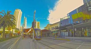 Cavill Avenue Light Rail Station