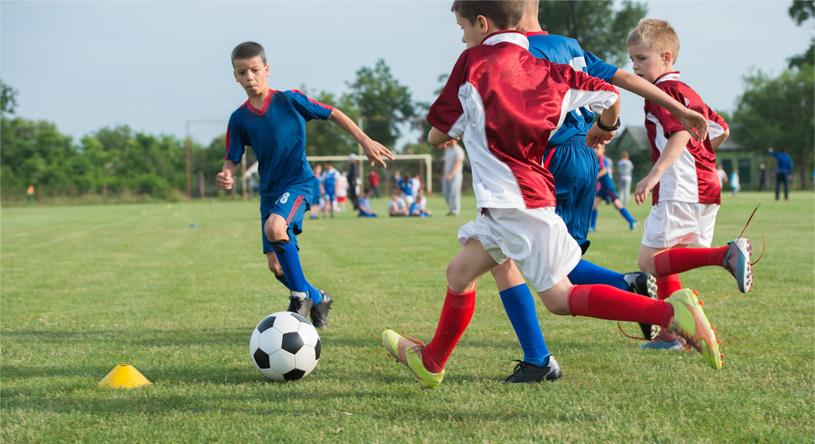 Campus de fútbol verano