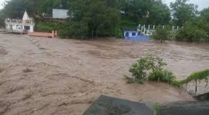 Newstimes-Most rivers in Uttarakhand breach danger mark as rains continue