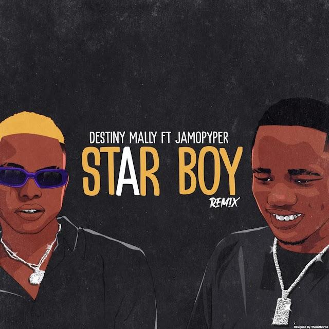 MUSIC: Destiny Mally - Star Boy (Remix) Ft. Jamo Pyper