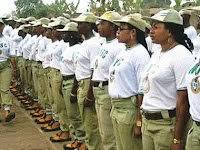 NYSC: 2017 BATCH B, STREAM 2 TIME TABLE