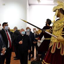 Utrera muestra la «gran riqueza patrimonial» de sus hermandades en una magna exposición