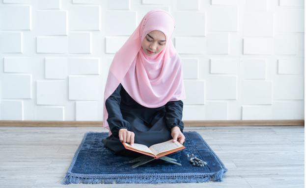 membaca quran saat haid