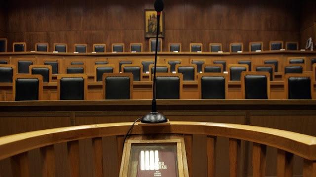 Κλείνουν και τα δικαστήρια λόγω κορωνοϊου