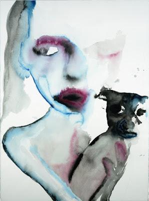 Meditations on Hunting, pintura de Marilyn Manson.