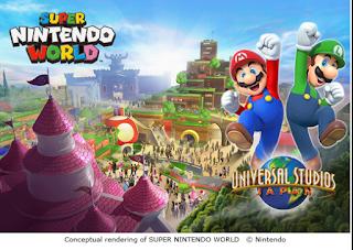 Wahana Super Nintento World Akan Hadir Di Universal Studio Jepang Di tahun 2020