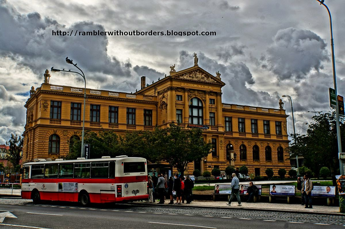 Museum of the City of Prague