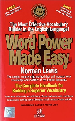 Word Power Made Easy by Norman Lewis PDf Free Download