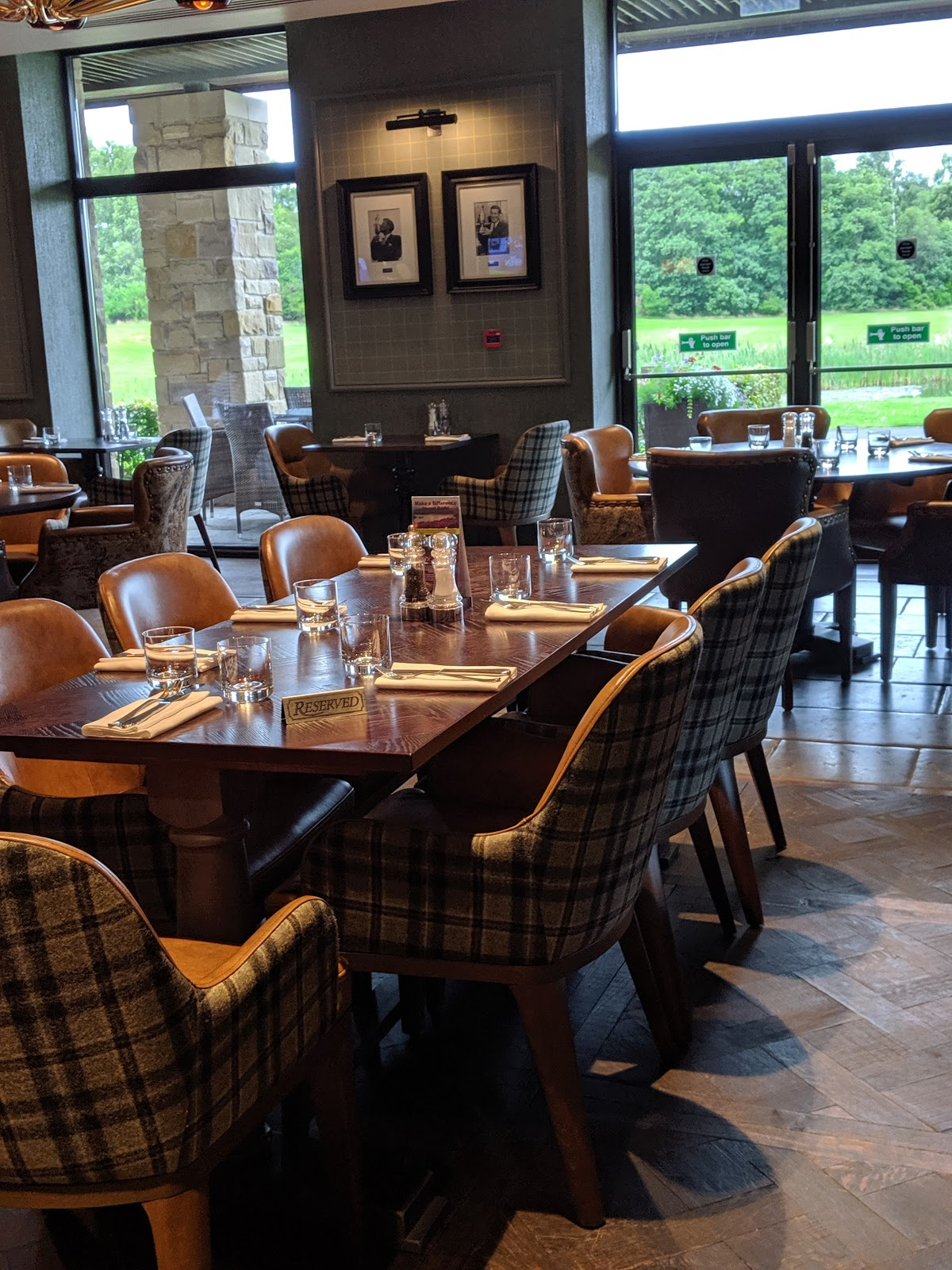 A Short Break at Cameron Lodges, Loch Lomond - cameron lodges clubhouse