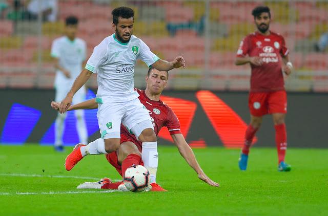 اهداف وملخص مباراه الاتفاق والاهلي في الدوري السعودي 31-8-2019