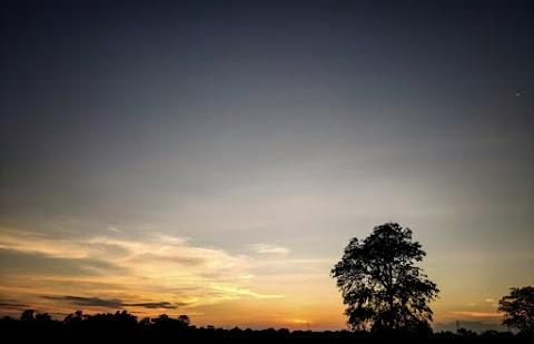 Sunset Full HD Wallpaper Free Stock Image [ Download ]