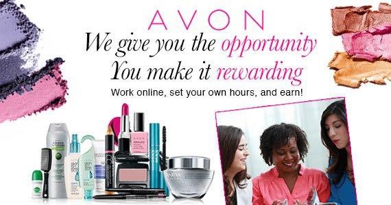 Join my Avon TEAM!  TODAY! Only Five Minutes!