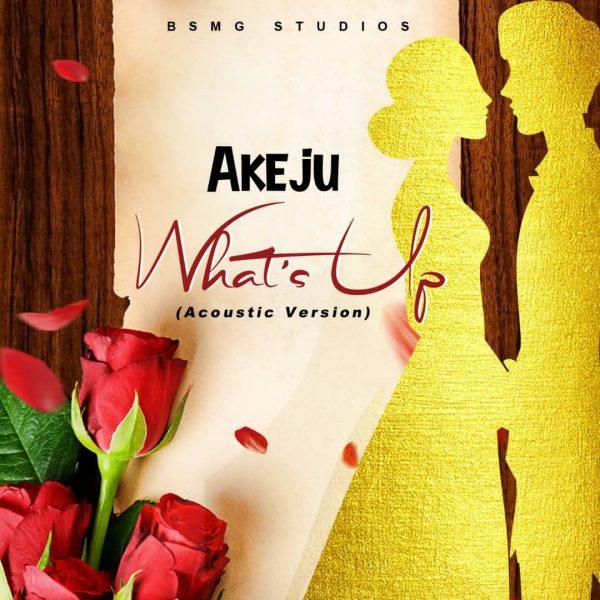 Akeju – Whatsup (acoustic version)