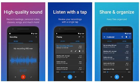 Aplikasi perekam suara terbaik untuk Youtube