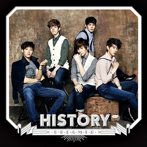 History - Dreamer   KPOP MP3 Download