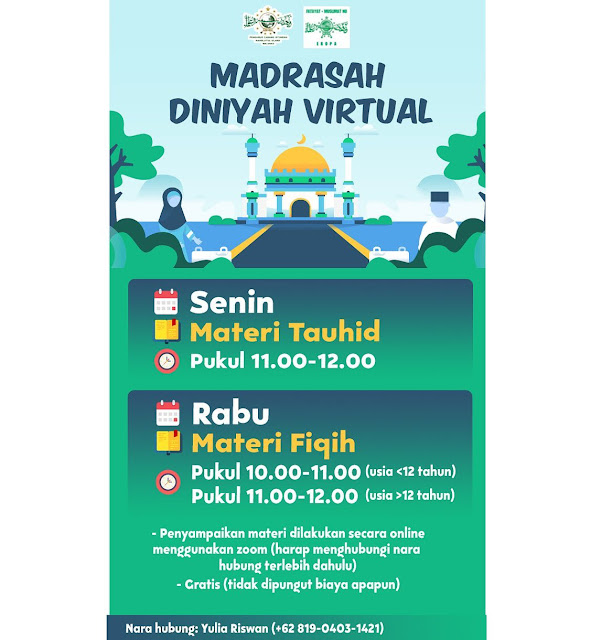 Madrasah Diniyyah (MADIN) Virtual