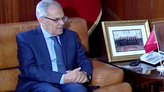 بتعليمات الملكية..لوديي يستقبل رئيس أركان القوات البرية الباكستانية