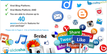 cashunite - all social media in a box