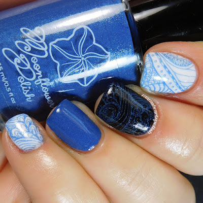 moonflower-polish-LE-Luna-Azul-Swatch-2