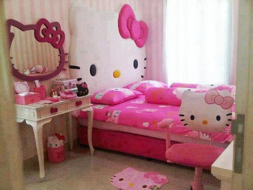 Gambar R Tidur Hello Kitty Terbaru