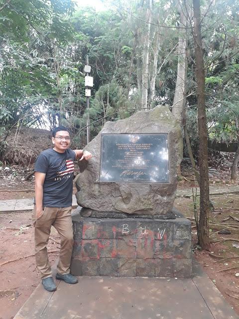Batu Prasasti Taman Kota 2 BSD