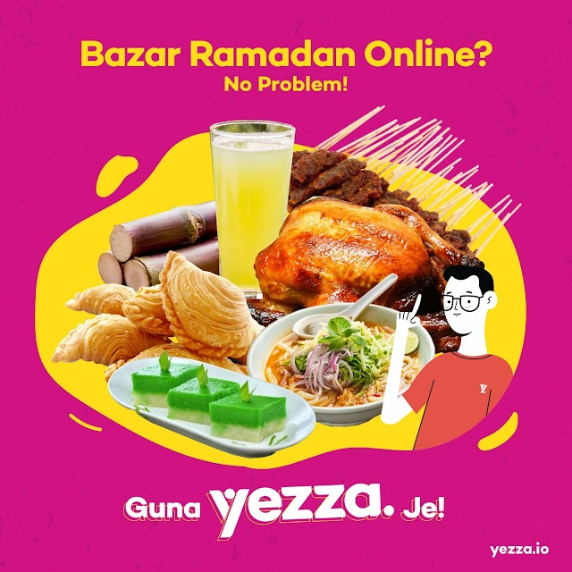 Bazar Ramadan Online ? No Problem