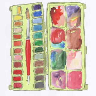 www.AliceDrawsTheLine.co.uk :: Paintbox