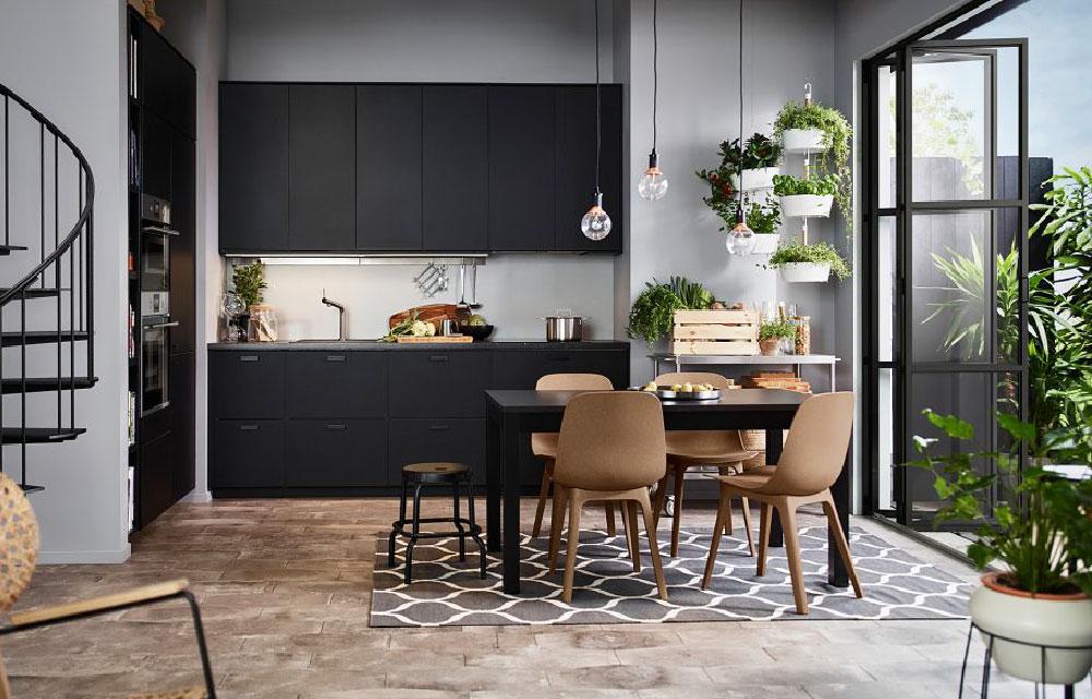 IKEA eco friendly kitchen