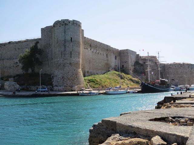Cyprus Itinerary: North Cyprus Day Trip: Kyrenia Castle