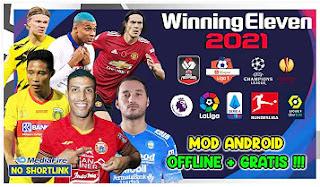 Download Winning Eleven 2021 Special Piala Menpora & Shopee Liga 1 Indonesia Full Transfer