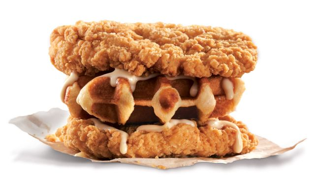 Kfc Double Down Dog Canada