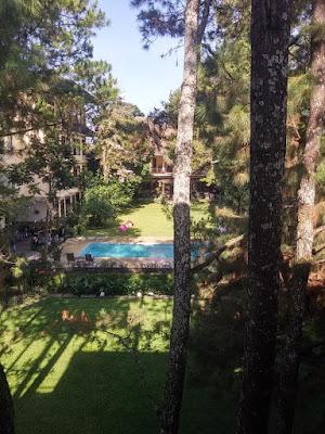 pool view hotel sandalwood