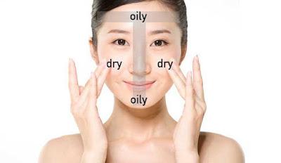 perawatan untuk bagian T wajah